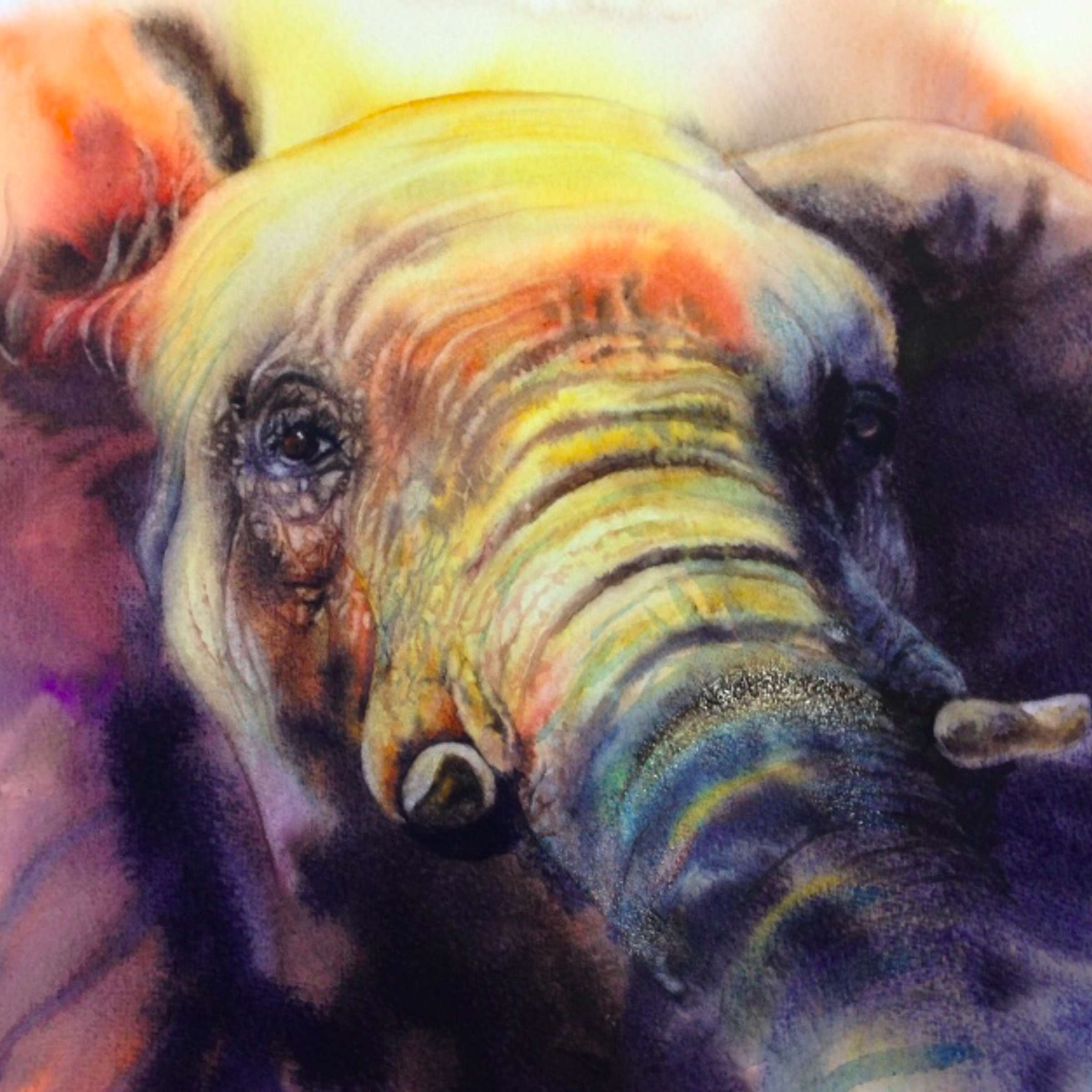 Gentle Giant by Ruth Clayton