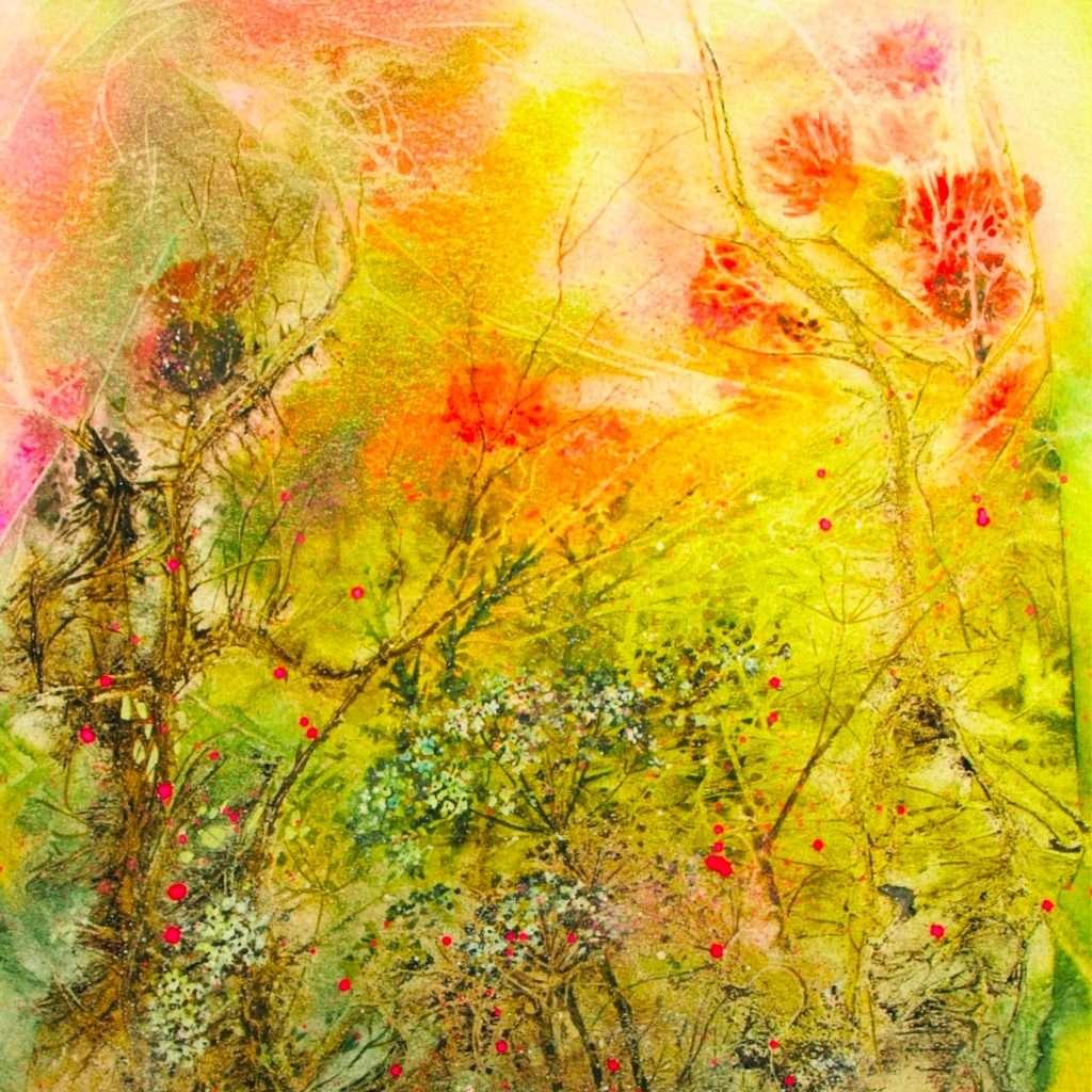 Summer Haze By Ruth Clayton